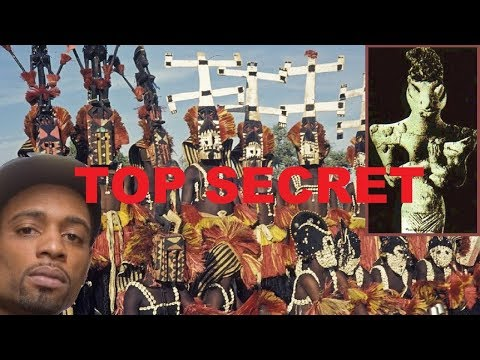 Secrets of the Dogon Revealed: The Dakar Djibouti Missions Help Hide The Ancient Truth