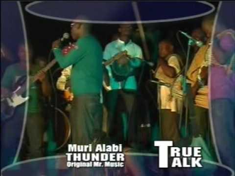 MURI THUNDER- ORIGINAL MR. MUSIC