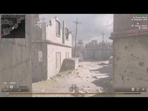 Modern Warfare Remastered-Prop Hunt!!!!!
