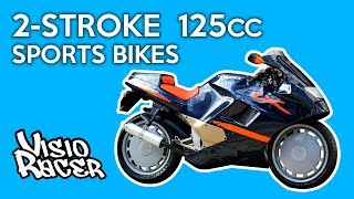 Download Video 9 Best 2-Stroke 125cc Sports Bikes Not Only For Teenagers MP3 3GP MP4