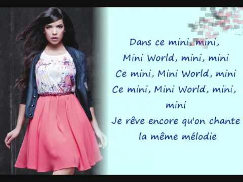 Tekst piosenki Indila - Mini World po polsku