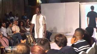ECOWAS FASHION WEEK 2014: DESIGNER - KOLA KUDUS