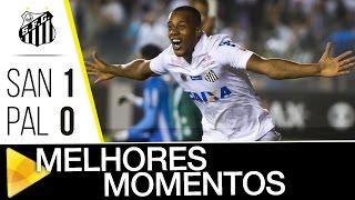 NA VILA, QUEM MANDA É O SANTOS! O gol de Copete garantiu a vitória do Peixe por 1 a 0, sobre o Palmeiras, deixou o Peixe...