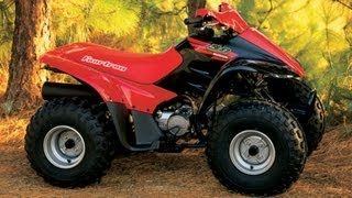 9. Clymer Manuals Honda Fourtrax 90 ATV Shop Service Repair Manual Video Quad