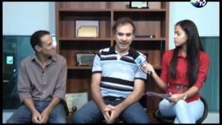 Entrevista com Nilton Pinto e Tom Carvalho
