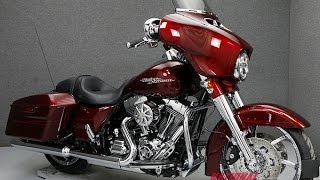 10. 2009  HARLEY DAVIDSON  FLHX STREET GLIDE - National Powersports Distributors