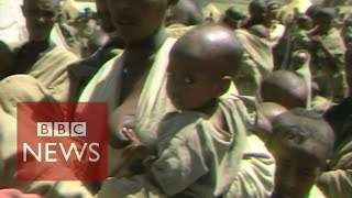 Ethiopia's famine: Remembering 30 years on - BBC News