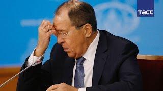 Лавров: логика ЕС в отношениях с РФ остается порочной и недальновидной
