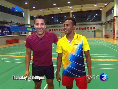 Olympic glory with Jacob Maliekal