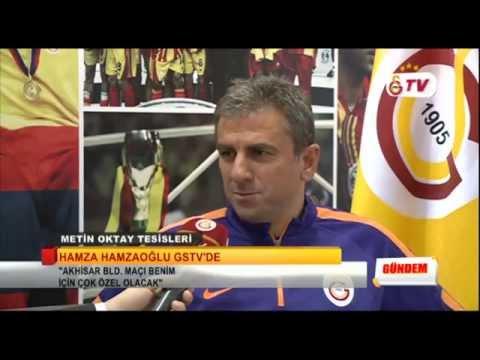 Hamza Hamzaoğlu'ndan GSTV'ye Özel Açıklamalar!