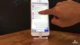 ค้นหาเมนูใน Settings iOS 9 ง่ายกว่าที่คิด, ios 9, ios, iphone, ios 9 ra mat