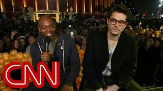Video Dave Chappelle and John Mayer talk to CNN (full) MP3, 3GP, MP4, WEBM, AVI, FLV Januari 2018