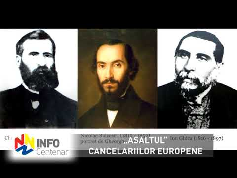 Asaltul cancelariilor europene