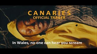 CANARIES, directed by Peter Stray will have its World Premiere at FrightFest 2017 on Saturday 26th August - Prince Charles - Splice Media Discovery 1 - 1st Blood - http://britflicks.com/Article/24026CANARIES pits a group of friends at a New Year's Eve bash in the Valleys, hosted by Steve Denis, London's 53rd-most-listened-to DJ, a returning local boy made good against an invasion task force of creepy time travelling aliens. In this darkly funny Welsh based Sci-fi horror comedy, the new year's resolution on everyone's lips is to stay alive. @CanariesMovie - https://twitter.com/CanariesMovie
