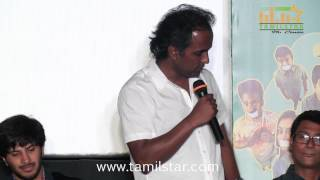 Vaayai Moodi Pesavum Press Meet Clip 1