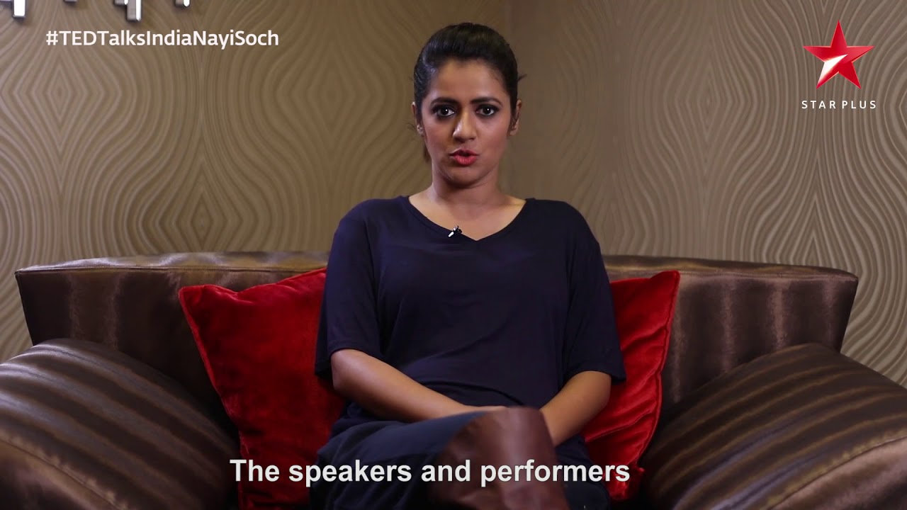 TED Talks India Nayi Soch | Sneha Khanwalkar : Behind The Scenes