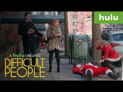 Critics React To Difficult People Season 1 • Hulu