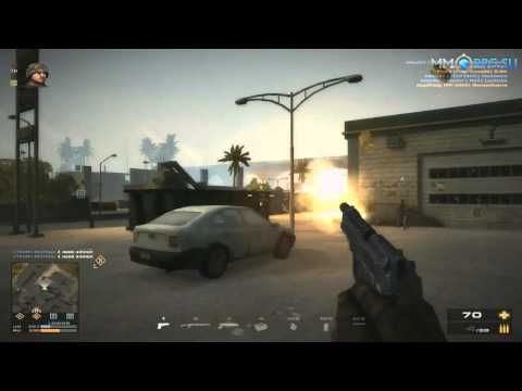 Обзор Battlefield Play4Free. via MMORPG.su