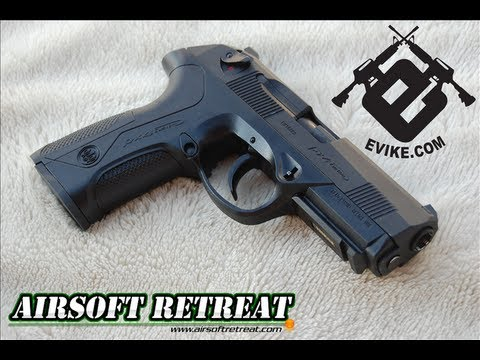 HK (WE) Beretta PX4 GBB Airsoft Pistol Overview