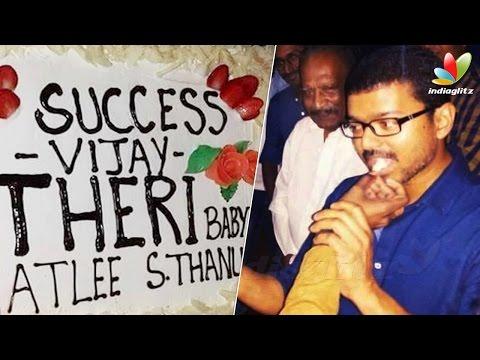 Vijay-and-Atlee-celebrate-Theri-Success-Mahendran--Nainika-Hot-Tamil-Cinema-News