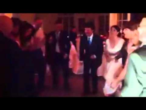 qumars - Kalagh dance in Qumars & Haleh Roshanian wedding july 2011.