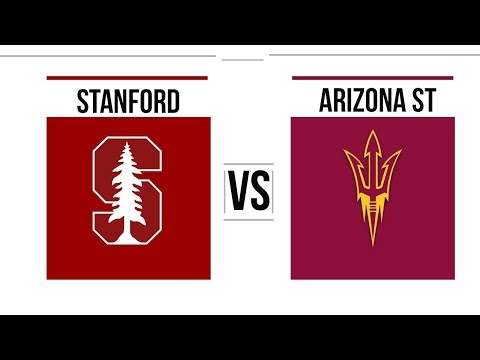 Week 8 2018 Stanford vs Arizona State Full Game Highlights