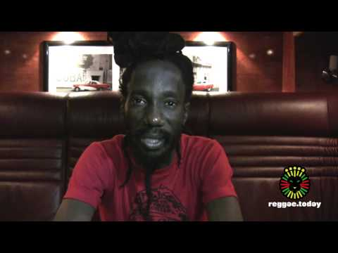 SIZZLA KALONJI VIDEO - Interview with Sizzla Kalonji