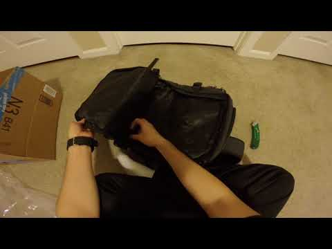Unboxing Lifeasy Travel Laptop Backpack 35L Flight Approved Carry On Daypack Expandable Weekender Mu