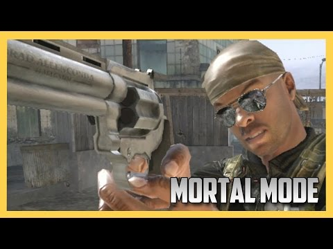 Feeling lucky, punk? - Mortal Mode on Favella (Modern Warfare 2)