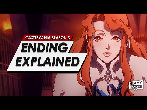 Castlevania Season 3 Ending Explained Breakdown | Full Spoiler Review And Season 4 Predictions
