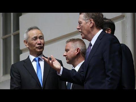 ΗΠΑ-Κίνα: Χωρίς εμπορική συμφωνία-Η Ουάσινγκτον ξείνησε επιβολή επιπλέον δασμών…