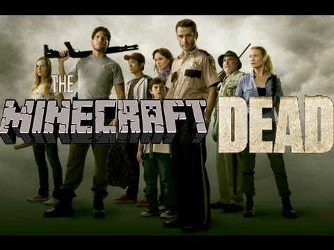 The Walking Dead Minecraft-Série Epica! #1