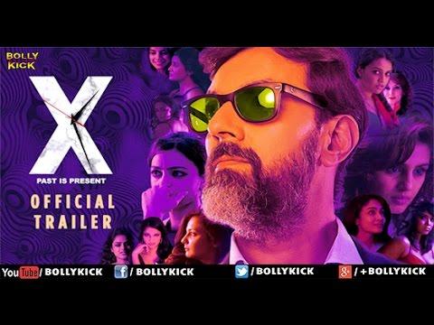 X: Past Is Present   Hindi Trailer 2019   Huma Qureshi   Radhika Apte
