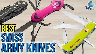 CLICK FOR WIKI ▻▻ https://wiki.ezvid.com/best-swiss-army-knives Please Note: Our choices for this wiki may have changed since we published this review ...