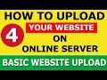 Download Lagu How to Upload HTML CSS based Static Website to Online Server using Cpanel and File Manager Mp3 Free