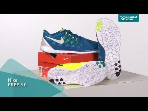 Herren Laufschuhe Nike Free 5.0