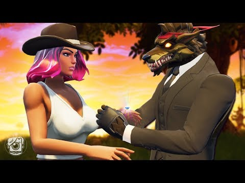 CALAMITY AND DIRE GET MARRIED?! *NEW SEASON 6* - A Fortnite Short Film