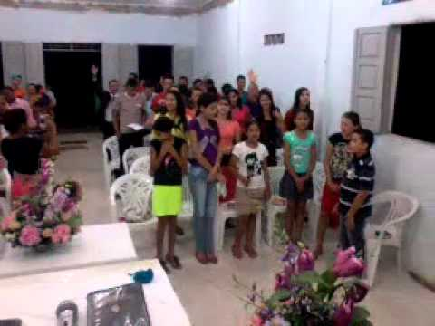 Igreja Evangélica Assembléia de Deus em Mariquita, Lagarto/SE