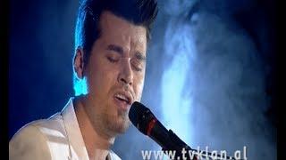 Alban Skenderaj - X Factor Albania 2 - Live Show