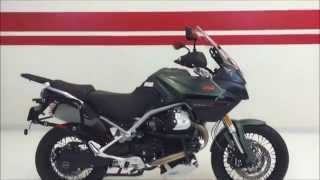 9. 2014 Moto Guzzi Stelvio 1200 NTX