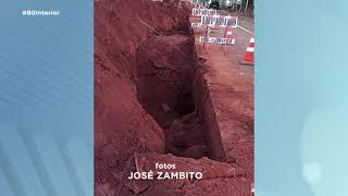 Cândido Mota : trabalhador morre soterrado em obra