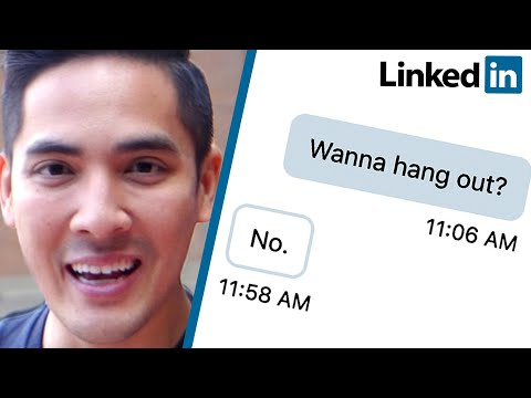 I Tried Making A Friend On LinkedIn