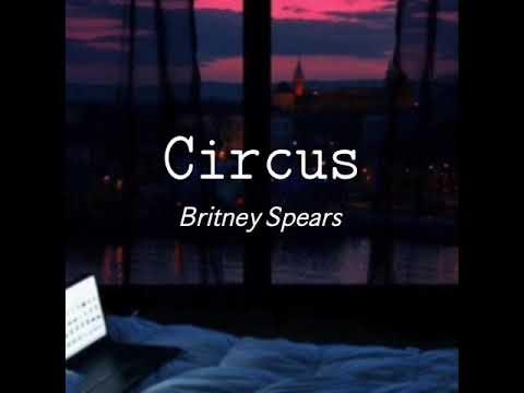 Britney Spears - Circus (edit audio)