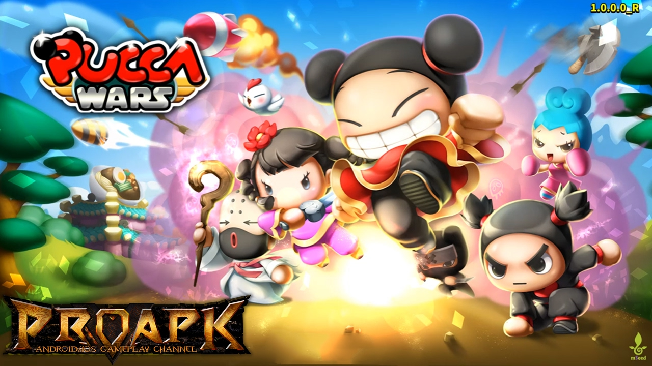 PUCCA WARS