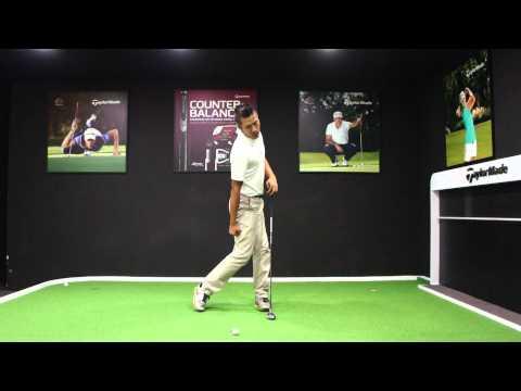 Pro Am Golf Academy 用右邊肩膀打球