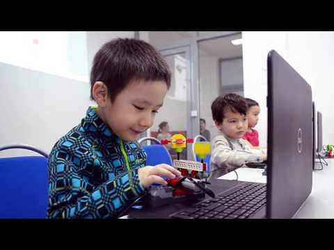 Робототехника для детей в Астане: это полезно!