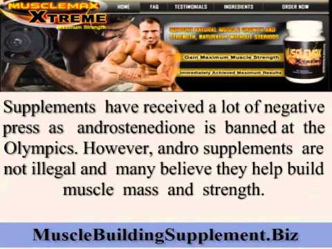 Side Effects Of Muscle Building Supplement