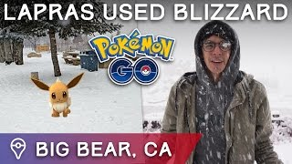 POKÉMON GO IN A SNOWSTORM + HOLIDAY EVENTS & 5000 NEW POKÉSTOPS by Trainer Tips