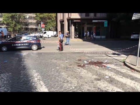 Italien: US-Student gesteht Polizistenmord in Rom