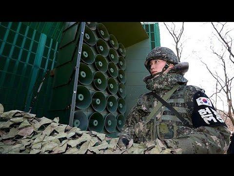 Ν.Κορέα: Προπαγάνδα με μεγάφωνα η απάντηση στην πυρηνική δοκιμή της Πιονγκγιάνγκ